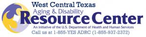 West Central Texas ADRC logo